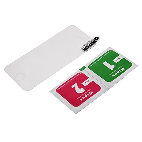 『SODIAL(R) 3枚Iphone 4 iphone 4s用強化ガラス液晶保護フィルム』のトップ画像