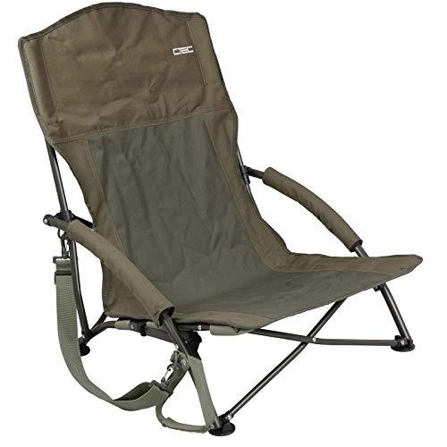 Spro Angelstuhl Karpfenstuhl - C-Tec Compact Low Chair 51x37x21-66cm