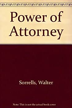 Power of Attorney 0380771675 Book Cover