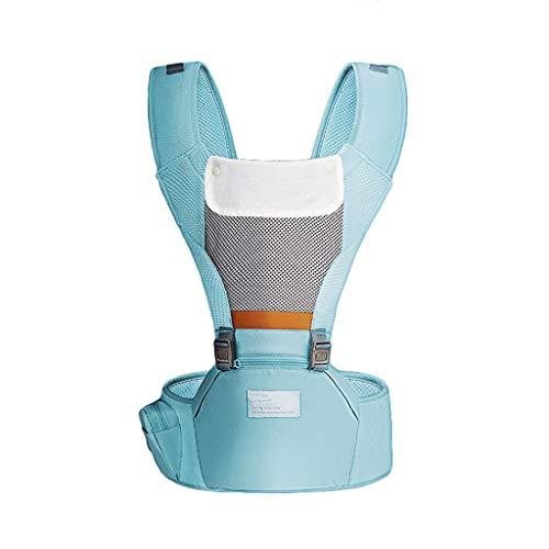 Porte-bébé à la Taille Tabouret Simple Tabouret en Coton Respirant, adapté aux Mois d'été ( Color : A )