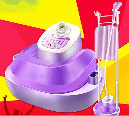 GONGFF Wäschedampfer, hängende Bügelmaschine IntelligenFlaSteam Convenience Bügeleisen Bügeleisen Bügeleisen, A, konventionell