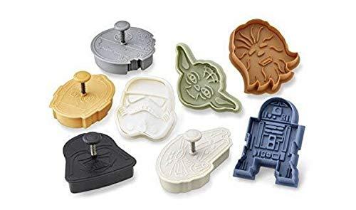 Williams Sonoma Cookie Cutter Star Wars Set of 8