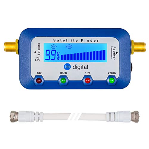 HB-DIGITAL -  HB DIGITAL SATFINDER