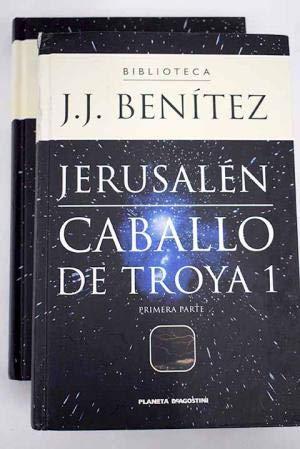 Jerusalen Caballo De Troya 1 Primera Y Segunda Parte