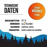 Warmpack Zehenwärmer 10er-Pack - 4