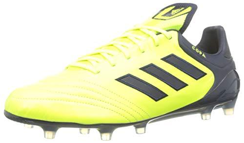 adidas adidas Copa 17.1 FG, Herren Fußballschuhe, Gelb (neongelb / schwarz neongelb / schwarz), 45 1/3 EU (10.5 UK)