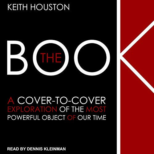 The Book Audiobook By Keith Houston cover art