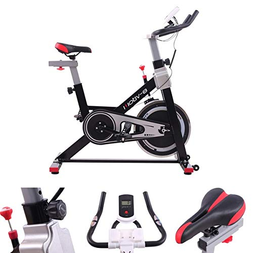 Photo of Esprit Fitness 2020 MOTIV8 Premium Fitness Spin Exercise Bike with 8kgs Flywheel