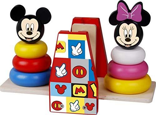 Disney Mickey/Minnie Balance avec Anneaux, BMX022