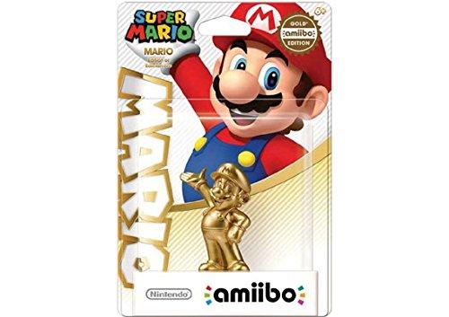 Amiibo - Super Mario Collection Figur: Golden Mario