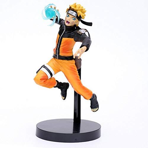 PHY Action Figure Anime Naruto Uzumaki Figure Naruto Shippuden Statua Vibration Stars Action Anime Heroes 21 cm Figure Statue OneSize
