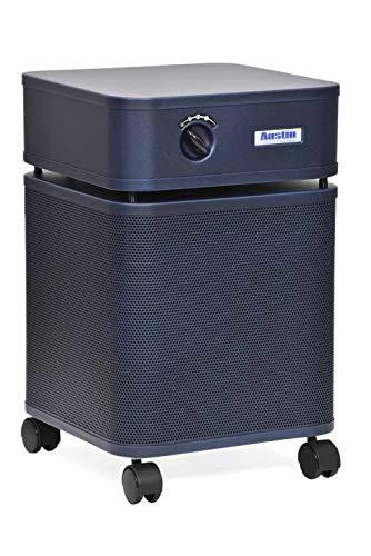Best Price Austin Air Allergy Machine Air Purifier HM405-Midnight B405E1, Standard, Midnight Blue