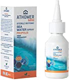 All Natural Seawater Nasal Spray with Propolis – for Colds, Blocked Nose & Hayfever, Heals Minor Nasal Injuries. Non Allergic, Suitable for Adults, Pregnant Women and Children 1yr+ (35ml)