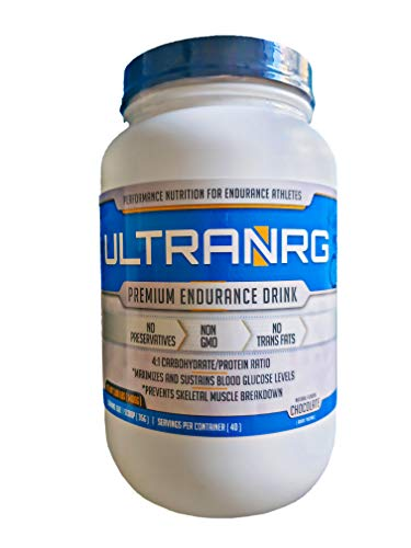 ULTRANRG Endurance Drink Mix, Chocolate (35g,40 servings)Liquid nutrition for athletes.Regulates spikes in blood glucose levels.Prevents Skeletal Muscle Breakdown.No Preservative-Non GMO-No Trans Fats
