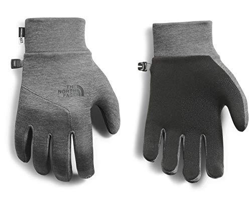 The North Face Etip Glove, TNF Medium Grey Heather, Small