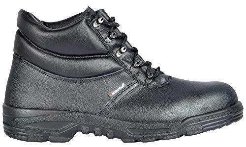 COFRA Cofra 34020-XX5.W49 DELFO S3 SRC Sicherheitsstiefel, Schwarz, Größe 49