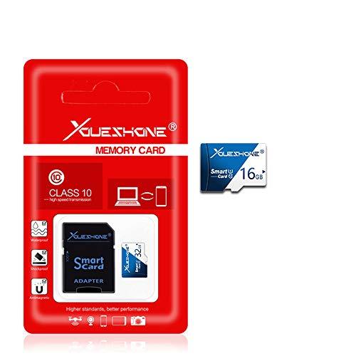 YUHUANG geheugenkaart, High Speed Class10 Micro 128 SD-geheugenkaart 32 GB 64 GB Carteo 16 GB geheugen 8 GB 4 GBBB Micro SD-kaart 32 GB C10 Mini TF-kaart