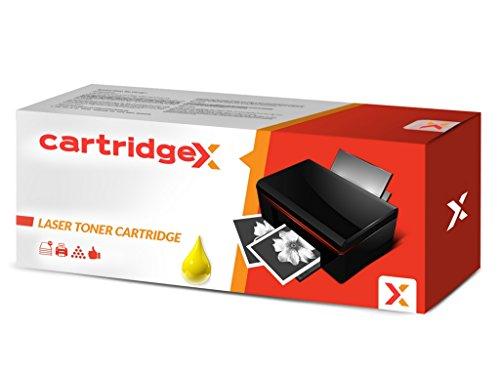 cartridgex Compatible sustitución del cartucho de tóner para Samsung CLT-Y504S Y504–amarillo Samsung CLP-415N 415NW CLX-4195FN 4195FW Xpress SL-C1810W C1860FW