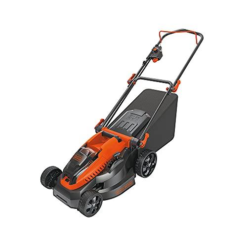 BLACK+DECKER 40V MAX Cordless Lawn Mower, 16-Inch (CM1640)