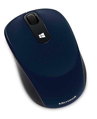マイクロソフト Sculpt Mobile Mouse Windows Wool Blue Refresh 43U-00038 1本