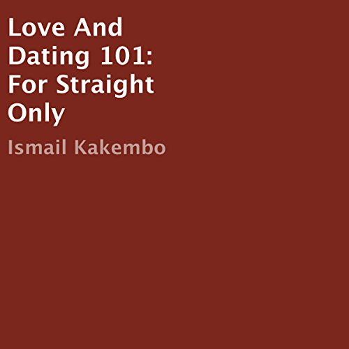 Love and Dating 101 audiobook cover art