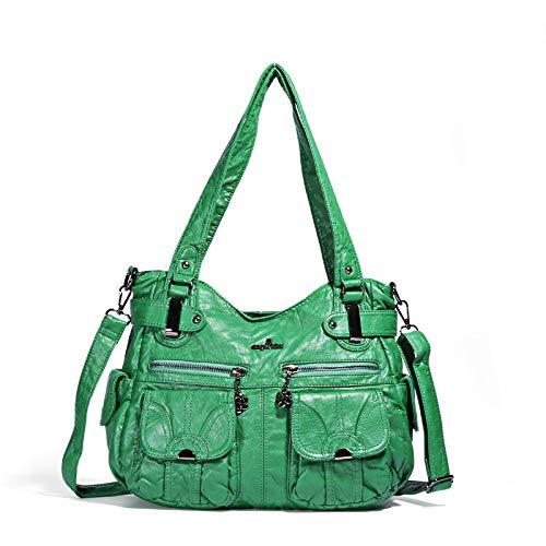 CMZ Rucksack Damentasche Trend Multifunktionale Waschmaschine für Damen mit großer Kapazität Einfache modische Umhängetasche für Damen