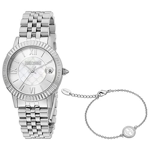 Just Cavalli Regali JC1L171M0035 Watch Time - Reloj de cuarzo para mujer