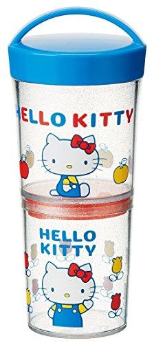 Skater Vaso Fiambrera 480ml Hello Kitty en Dos etapas...
