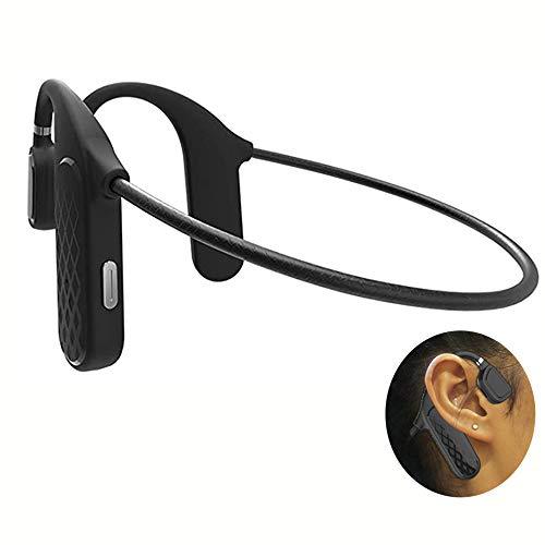 Auriculares de ConducciÓN ÓSea con Bluetooth 5.0, InalÁMbricos Auriculares EstÉReo HiFi con MicrÓFono, A Prueba de Sudor Y Resistentes Al Agua