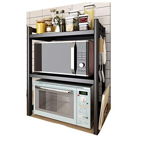 Laag aluminiumlegering kan worden geplaatst in de oven rijstkoker Keuken Rack Home, (78.5x41x57cm) Lostgaming