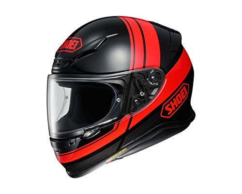 Helm Shoei NXR Philosopher TC-1 rot, L