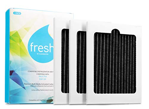 Price comparison product image Fresh Replacement Air Filter Compatible With Pure Air Ultra Compatible with PAULTRA EAFCBF,  3 Pack