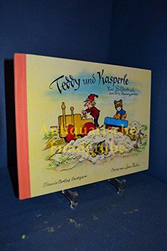 Teddy und Kasperle / Verse von Lena Hahn