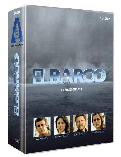El barco (La serie completa) [16 DVD] Mario Casas, Blanca Su?rez.
