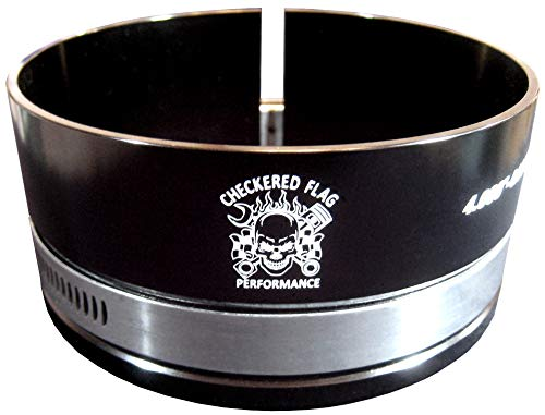 Checkered Flag Performance Adjustable 4.000' - 4.090' Tapered Piston Ring Compressor