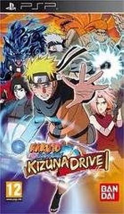 Amazon.com: Naruto Shippuden: Kizuna Drive /psp: Video Games