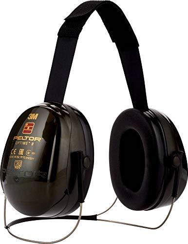 3M H520B-408-GQ Cuffie Protettive, 31 dB, Verde
