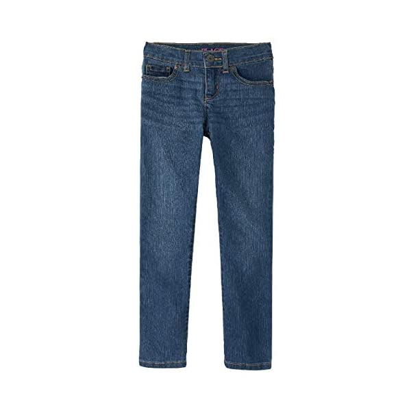 The Children's Place Girls' Basic Skinny Jeans