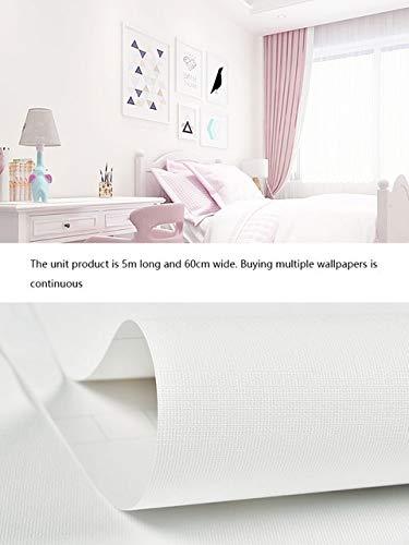 jidan Tapete Selbstklebender Schlafzimmer warme Dekoration Raumaufteilung Schlafsaal Desktop-Hintergrund wasserdicht feuchtigkeitsdichten Peeling Aufkleber (Color : Style20, Dimensions : 60cmx2m)