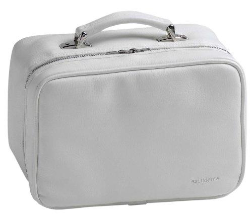 Little Modes de vie 30 x 18 x 21 cm Loren Beauty Case (Blanc)