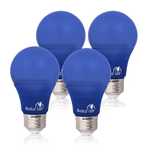 bombilla azul fabricante Bioluz LED