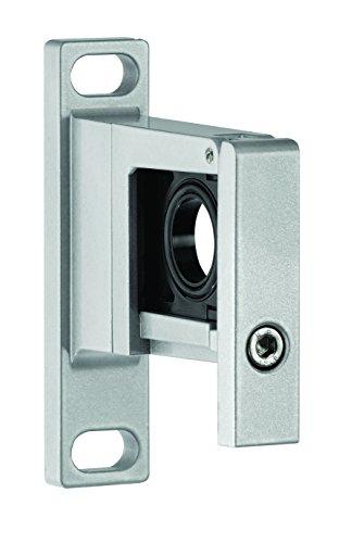 ARO 104401 T-Type Wall Mount for 2000 Series Filter Regulator & Lubricators, Silver