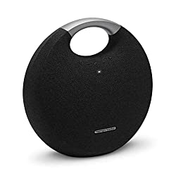 commercial Harman Kardon Onyx Studio 5 Bluetooth Wireless Speaker (Onyx5) (Black) harmon kardon ienc