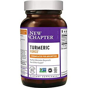 Herbal anti-inflammatory: Turmeric is a powerful herb for maintaining healthy inflammation response, supporting whole-body Wellness including joint support* Additional 3-in-1 Turmeric benefits: Supports liver health, Promotes cognitive function and m...