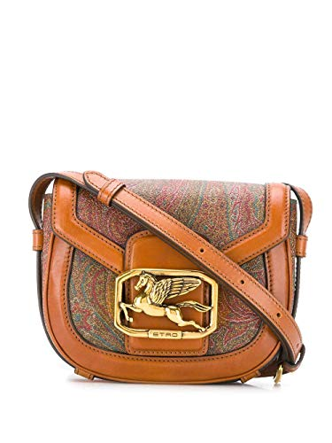 Etro Luxury Fashion Damen 1I4398239600 Braun Schultertasche |
