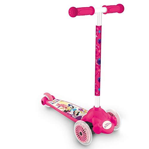 Mondo - 18011 - Vélo et Véhicule pour Enfant - Patinette - Twist & Roll Princess