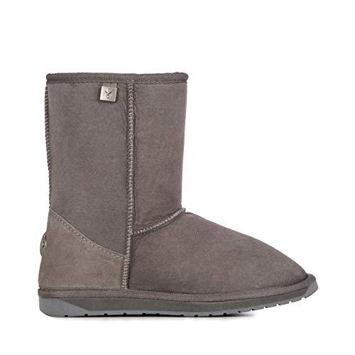 EMU Australia Platinum Stinger Lo Mens Real Sheepskin Boots Australian Made Size 43 EMU Boots
