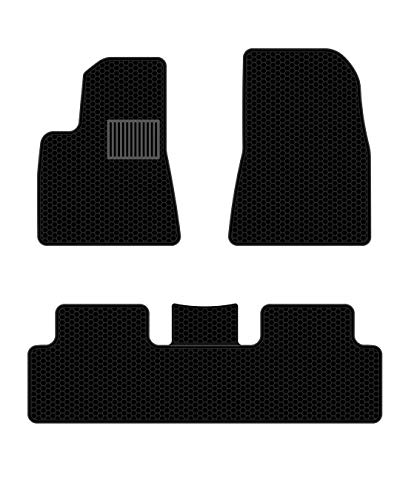 Heavy Duty – Black Rubber Environmental Materials for Tesla