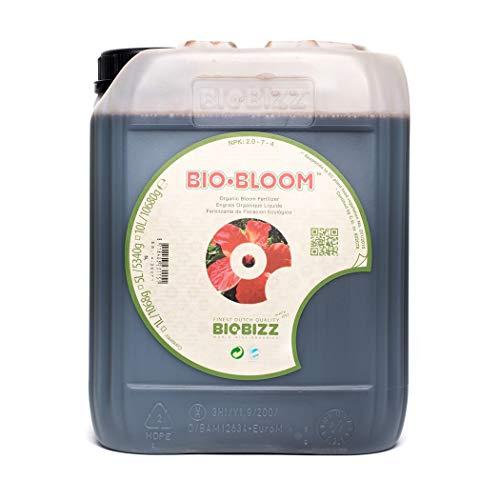BioBizz Bio Bloom fertilizantes Nutriente hidropónico de plantas orgánicas 500ml 1, 5, 10L