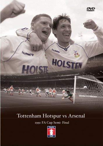 1991 FA Cup Semi Final Tottenham Hotspur v Arsenal [UK Import]